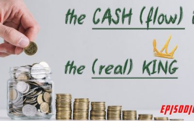 The cash (flow) is the (real) King: la chiave è il Controllo [S1-EP.2]
